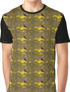 Red Admiral Graphic T-Shirt