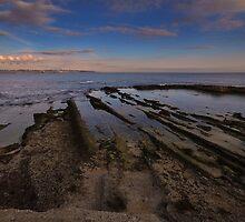 La spiaggia del Plemmirio by Andrea Rapisarda
