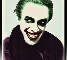 The Joker by Richard  Gerhard