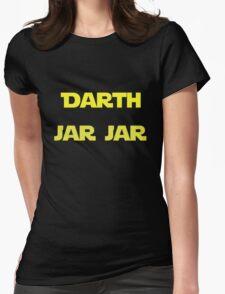 Darth Jar Jar Womens Fitted T-Shirt