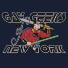Gay Geeks of New York - Color by Arzeno