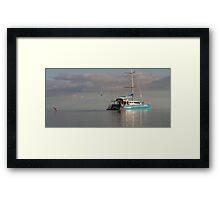 Monkey Mia Dolphin Resort - Western Australia Framed Print