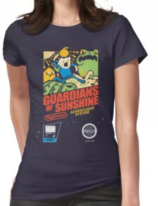 Guardians of Sunshine Womens Fitted T-Shirt