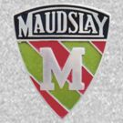 Maudslay badge emblem by Robin Lund