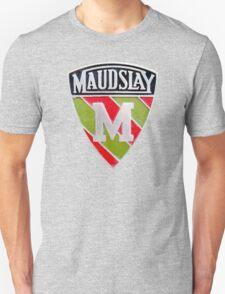 Maudslay badge emblem T-Shirt