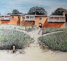 Rottnest Island Series no.2 by Nicola Morgan