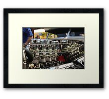 A Rodders Dream Framed Print