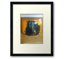 arnie Framed Print