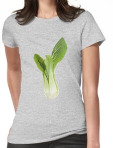 Pak Choi Womens Fitted T-Shirt