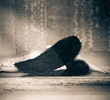 fallen angel 2 by Katy  Erdbeermond