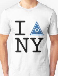 Illuminati Tshirt from Secret World White Unisex T-Shirt