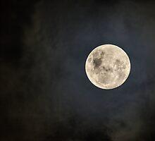 Super Moon 2012 by LJ_©BlaKbird Photography