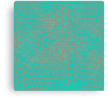 Dots II Canvas Print