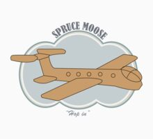 The Spruce Moose! by slexii
