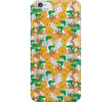 wild animals are watching you iPhone Case/Skin