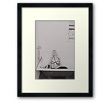 I am Nik III Framed Print