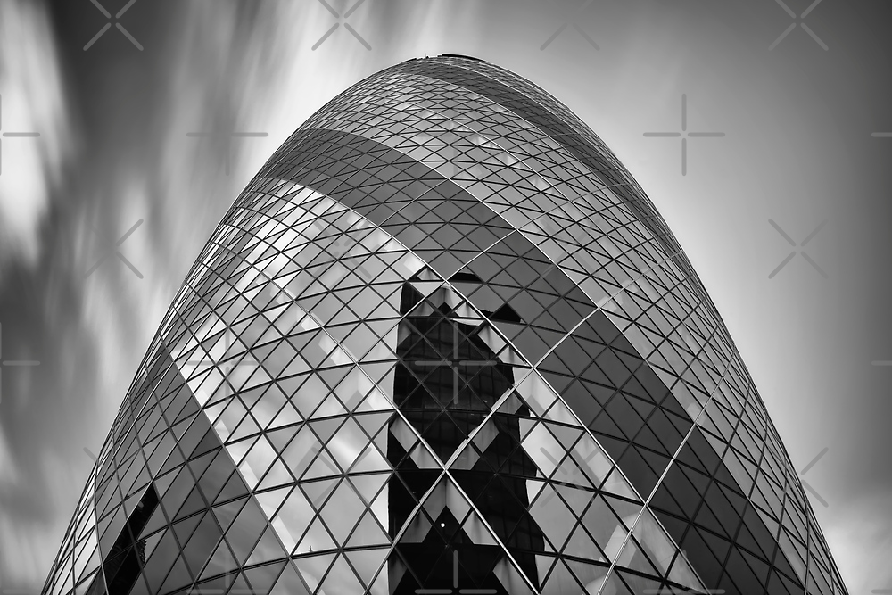 The Cloudy Gherkin by Conor MacNeill