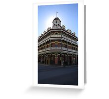 National Hotel Greeting Card