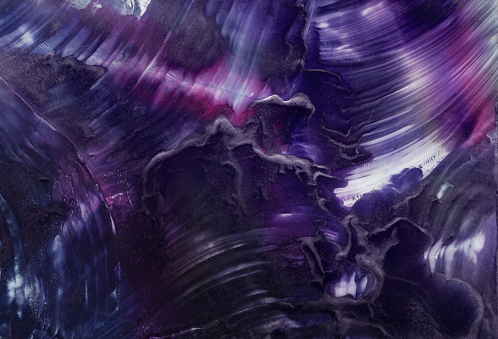 Violet wind by Ida Jokela