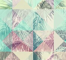 Triangle Palms IV by metron