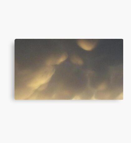 May 5 2012 Storm 7 Canvas Print