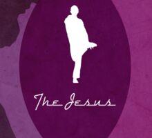 Jesus Quintana Bowiling b Sticker