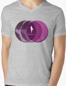 Jesus Quintana Bowiling b Mens V-Neck T-Shirt