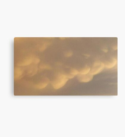 May 5 2012 Storm 14 Canvas Print