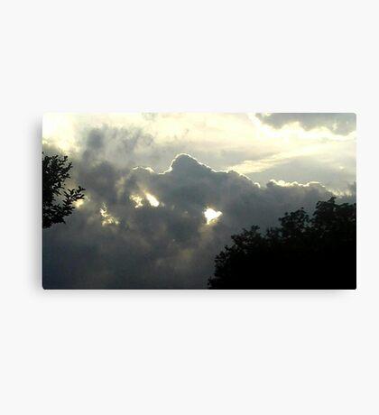 May 5 2012 Storm 22 Canvas Print