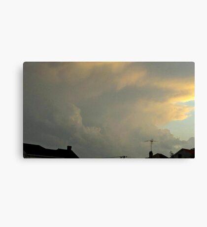 May 5 2012 Storm 27 Canvas Print