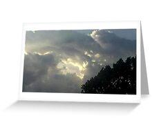 May 5 2012 Storm 30 Greeting Card