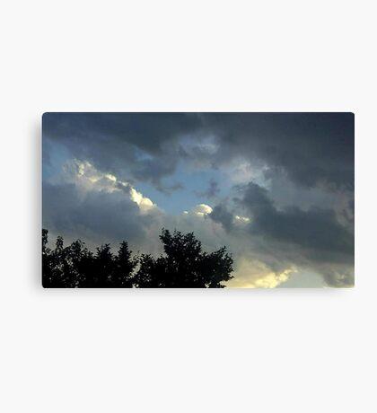 May 5 2012 Storm 32 Canvas Print