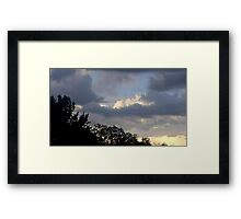 May 5 2012 Storm 36 Framed Print