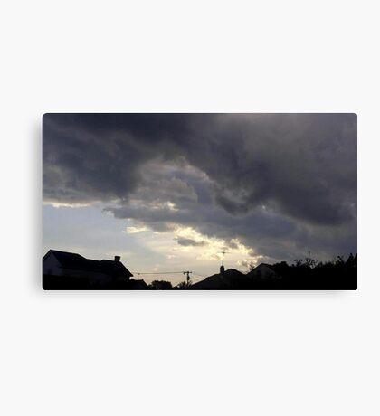 May 5 2012 Storm 39 Canvas Print