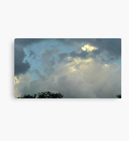 May 5 2012 Storm 44 Canvas Print