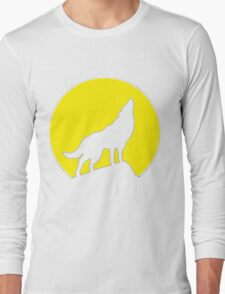 She-wolf inverted Long Sleeve T-Shirt