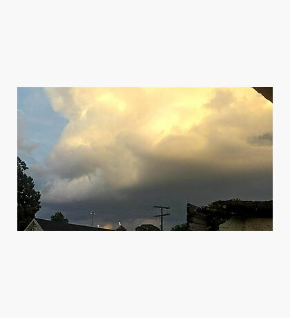 May 5 2012 Storm 53 Photographic Print