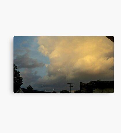 May 5 2012 Storm 56 Canvas Print