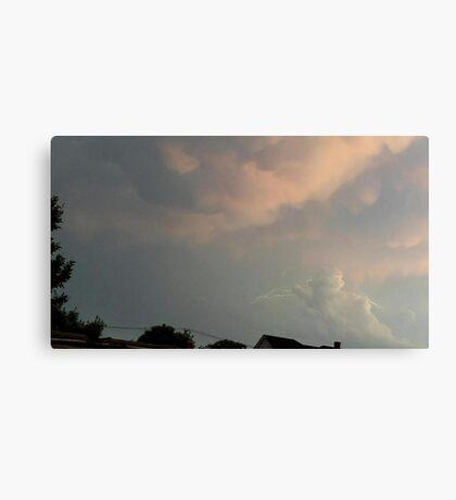 May 5 2012 Storm 64 Canvas Print