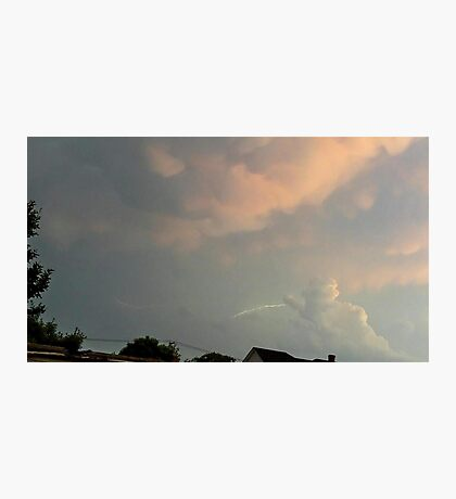May 5 2012 Storm 66 Photographic Print