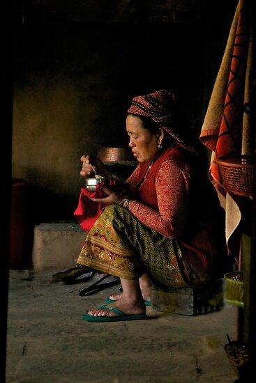Annapurna Lady by Valerie Rosen