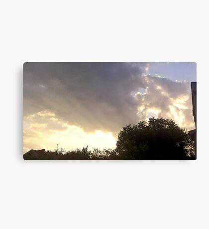 May 5 2012 Storm 73 Canvas Print