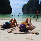 Phi Phi Island by suzaan