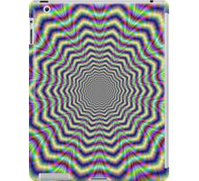 Psychedelic Web Star iPad Case/Skin