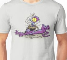 Furry Flea Bitten Fool Unisex T-Shirt