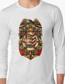 Spitshading 001 Long Sleeve T-Shirt
