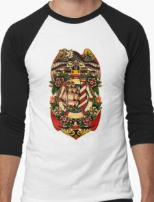 Spitshading 001 Men's Baseball ¾ T-Shirt