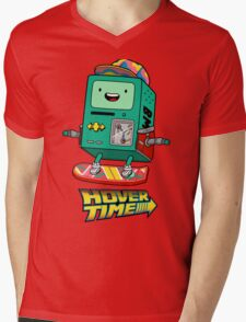 Hover Time Mens V-Neck T-Shirt