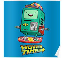 Hover Time Poster