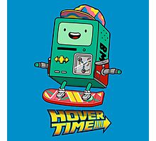 Hover Time Photographic Print